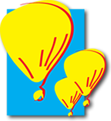 logo Distri Europe balloon rides